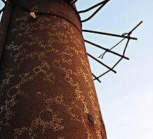 West Pier Pillar  by Ms-Bexy