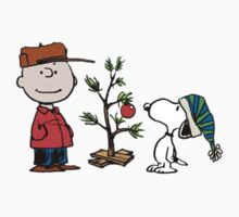 Charlie Brown Christmas by annaw9954