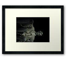 Lincoln. Framed Print