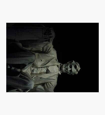 Lincoln. Photographic Print