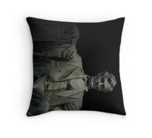 Lincoln. Throw Pillow