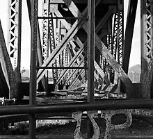 Steel Trestle by James2001