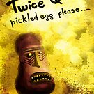 Pickled Egg by Ed Clews