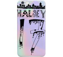 ⚛ halsey's city ⚛ iPhone Case/Skin