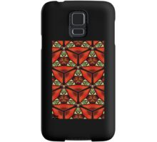The Petal of the Poppy Samsung Galaxy Case/Skin