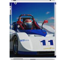 SRF Race Car 'Vintage Can Am' I iPad Case/Skin