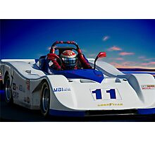 SRF Race Car 'Vintage Can Am' I Photographic Print
