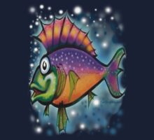 Fishy by Kevin Middleton