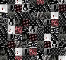Black Quilt by I ♥ Patterns