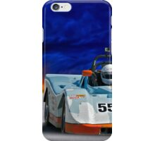 SRF Race Car 'Vintage Can Am' II iPhone Case/Skin