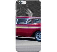 1957 Ford Fairlane 500 Hardtop iPhone Case/Skin