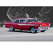1957 Ford Fairlane 500 Hardtop Photographic Print
