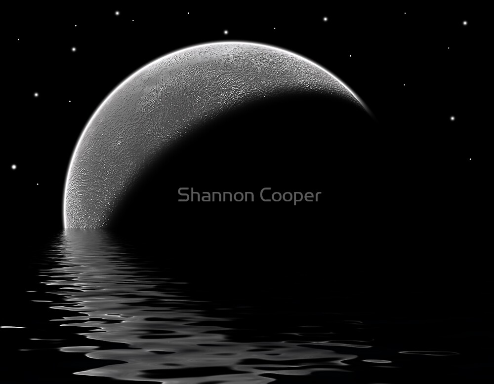 Lunar Lake by Shannon Beauford