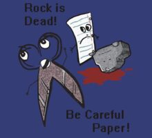 Rock is Dead!!!! T-Shirt