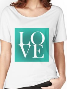 love 4 Women's Relaxed Fit T-Shirt