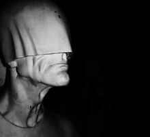Blind in the dark by dreckenschill