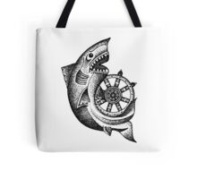 Around The Wheel Tote Bag