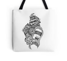 Loose Lips Sink Ships Tote Bag