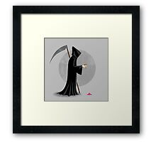 Everything I Touch... Framed Print