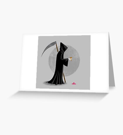 Everything I Touch... Greeting Card