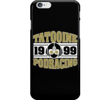 Tatooine Podracing iPhone Case/Skin