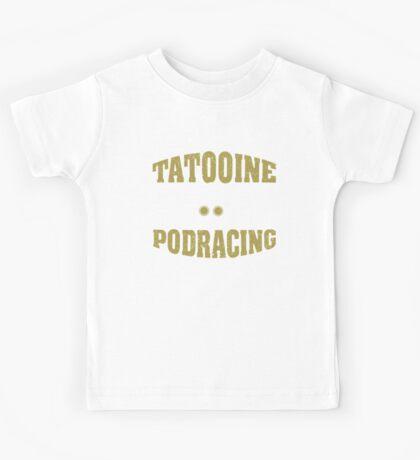 Tatooine Podracing Kids Tee