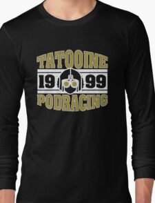 Tatooine Podracing Long Sleeve T-Shirt