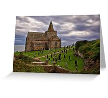 The Kirk - Scotland Greeting Card