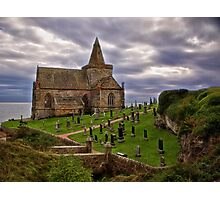 The Kirk - Scotland Photographic Print