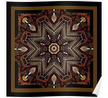 The Room of Five Hundred Stairs Shawl Poster