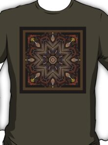 The Room of Five Hundred Stairs Shawl T-Shirt