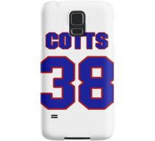 National baseball player Neal Cotts jersey 38 Samsung Galaxy Case/Skin
