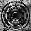 Winter Tree Reflections by fantasytripp
