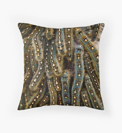 Dots And Dashes Throw Pillow