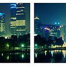 Melbourne by blackberrymoose