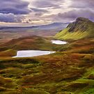 Lakes of Skye by Kathy Weaver