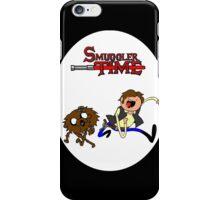 Smuggler Time iPhone Case/Skin