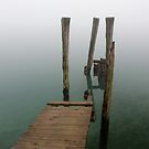 Dock to Nowhere 10 by marybedy
