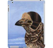 A Fashionable Hen iPad Case/Skin