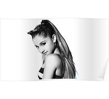 Ariana Grande SNL Bumper Poster