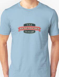 U.S.A Rickenbacker Guitars 1968 T-Shirt