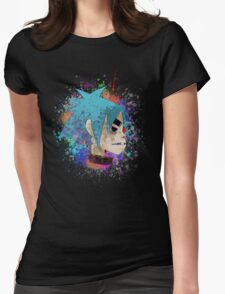 Yeah yeah Yeah Womens Fitted T-Shirt