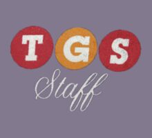 30 Rock TGS Staff Logo Kids Clothes