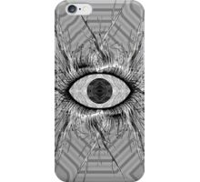 Anthrocemorphia - Back of Cards iPhone Case/Skin