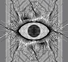 Anthrocemorphia - Back of Cards by Sophia Adalaine Zhou