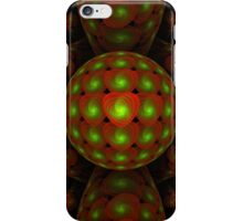Christmas Hearts iPhone Case/Skin