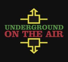 Underground Music Broadcast by vikisa