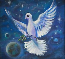 Peace to the World by Agata Lindquist
