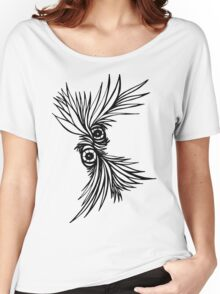 owl_eyes Women's Relaxed Fit T-Shirt