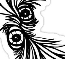 owl_eyes Sticker